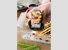 Easy Sushi Bake Recipe   Foxy Folksy