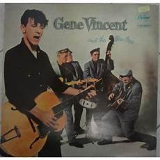 gene vincent the blue caps lp a gene gene vincent and the blue caps by gene vincent lp with