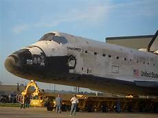 Discovery Space Shuttle Space Shuttle Discovery S Last Rollover To The Vab
