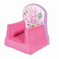 Pig Sofa Seat 3d Image by Peppa Pig Cosy Chair New Official Bedroom Furniture
