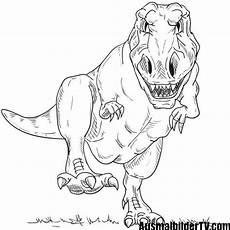 Malvorlagen Kostenlos Ausdrucken Chip Trex Ausmalbild 1ausmalbilder Dinosaurier