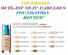 Covergirl Simply Ageless Foundation Color Chart All Things Girly Ourloveforfashion Covergirl Queen