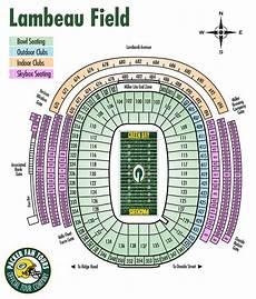 Lambeau Field Billy Joel Seating Chart Lambeau Field Seating Diagram Hanenhuusholli