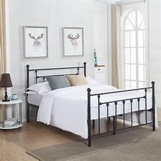 vecelo bed frames metal platform beds mattress