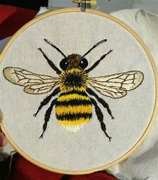 bumble bee bee embroidery design bee embroidery
