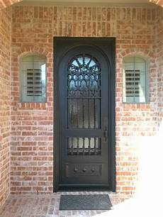 Arch Design Window And Door 8ft Single Door With Square Frame With Arch Door And