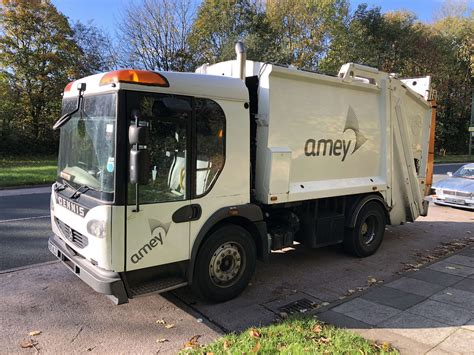 Refuse Collection Truck