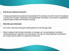 What Is A Good Career Goal Describe Your Career Goals Interview Answer