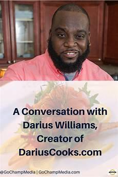 Online Recipe Book Creator Darius Williams Creator Of Dariuscooks Com Dishes On