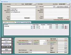 Microsoft Access Invoice Templates Download Easy Invoicing Uk For Ms Access Demo 8 2007 1