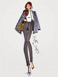 hayden williams fashion illustrations style on the go