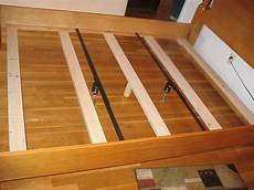 how to add mattress support slats to bed frame page 2