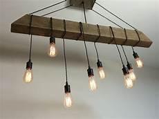 Rustic Light Fixtures Buy A Custom Reclaimed Barn Beam Light Fixture Bar