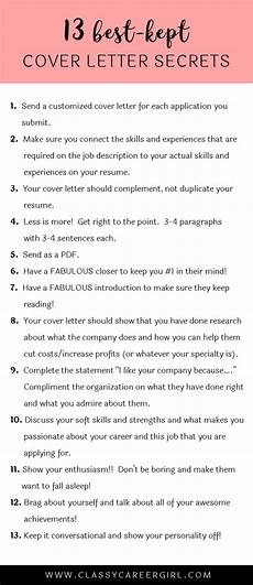What To Put On A Cv Cover Letter The 13 Best Kept Cover Letter Secrets Cover Letter For