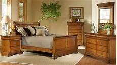 Oak Bedroom Furniture Sets Shenandoah American Oak Sleigh Bedroom Set B4850 51h 51f