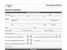 Printable Blank Job Applications Printable Job Application Printable Job Application Form