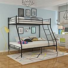 Panana 2 X 3ft Single Metal Bunk Bed 2 by Panana Sleepers Metal Bunk Bed Frame Top 3ft Single