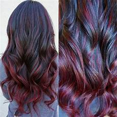 Red To Light Brown Hair Correction Ombre To Red Sombre Hair Color Hair Styles