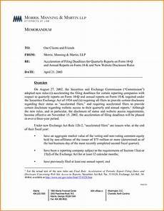 Sample Memo To Inform Business Memo Template Expense Report Templates Free