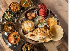 Where to Try Indian Thalis Around D.C.   Eater DC