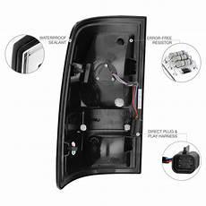 2014 Dodge Ram Brake Light Bulb Dodge Ram 1500 2500 3500 Euro Chrome Led Brake Lamps