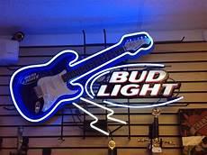 Bud Light Neon Bud Light Neon Sign W Guitar For Sale 732 228 7089 Bud