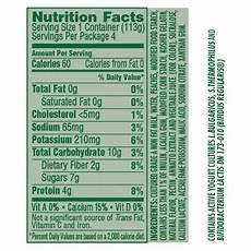 Activia Light Yogurt Nutrition Label Activia Fat Free Yogurt Nutrition Facts Blog Dandk