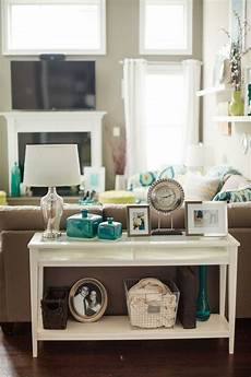 sofa table decorations ideas for decorating a sofa table