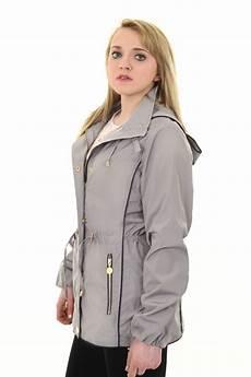 light coats womens sleeve lightweight smart hooded jacket