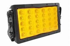 90w high intensity strobe colored led light 30 leds