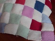 patchwork couverture patouilles mailles fines couverture patchwork