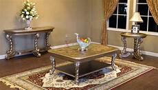 Cf Furniture Living Room 3 Set L Table by Alya Rectangle Coffee Table Set Toronto For Living Room