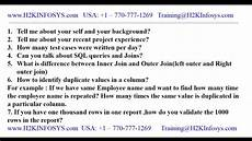 Qa Analyst Interview Questions Mock Interview Session Most Common Qa Interview