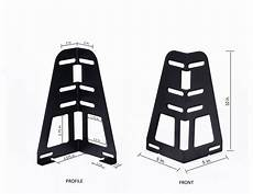 headboard footboard attachment brackets for bed frame