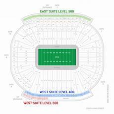 Arbor Michigan Stadium Seating Chart Michigan Stadium Suites For Rent Suite Experience Group