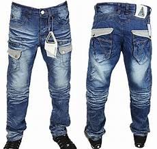 Mens Fit Designer Jeans Uk New Mens Blue Cru 10 D13lt Designer Jeans All Sizes Uk Ebay