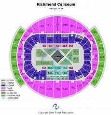 Richmond Coliseum Wwe Seating Chart Richmond Coliseum Tickets And Richmond Coliseum Seating