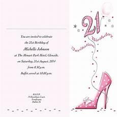 21 Bday Invites Lantz Cards Direct Occasion Card 21 4w 21st Birthday