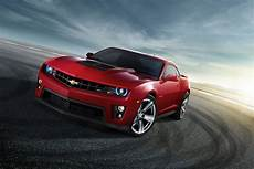the hottest muscle cars in the world chevrolet camaro zl1