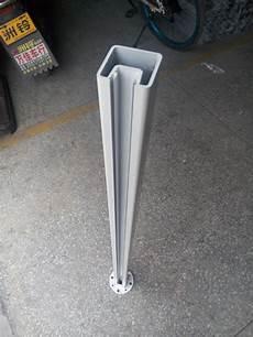 corrimano in alluminio alluminio rivestito ringhiera nuoto corrimano balcone