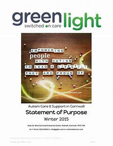 Green Light Autism Cornwall Green Light Autism Cornwall By Jo Pyrah Issuu
