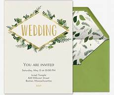 E Invitation Design Online Wedding Invitations With Rsvp Tracking Evite Com