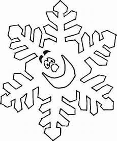 schneeflocken einfach malvorlagen kostenlos schneeflocke