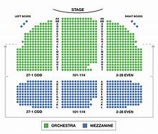 Marks And Harrison Amphitheater Seating Chart Broadhurst Theatre Large Broadway Seating Charts