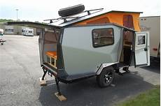 Living Light Campers For Sale Eco Friendly Campers The Small Trailer Enthusiast