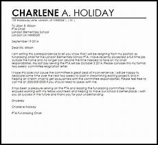 Resigning From A Board Committee Resignation Letter Resignation Letters