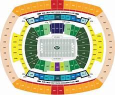 Metlife Virtual Seating Chart Metlife Stadium Seating Chart Views