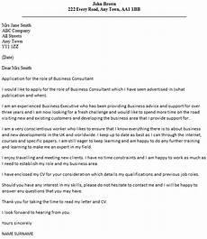 Cover Letter Consultant Business Consultant Cover Letter Example Icover Org Uk