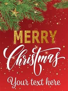 Chrismas Posters 18 Quot X 24 Quot Quot Merry Christmas Quot Retail Poster Seasonal Banner