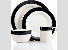 42 Black And White Dinnerware Sets, Marimekko Dinnerware